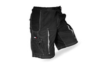 Mainstream MSX Back-Country Bike Short Bike Shorts zwart